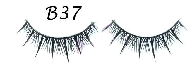 Doule Layered Crisscross Fake Eyelash #B37